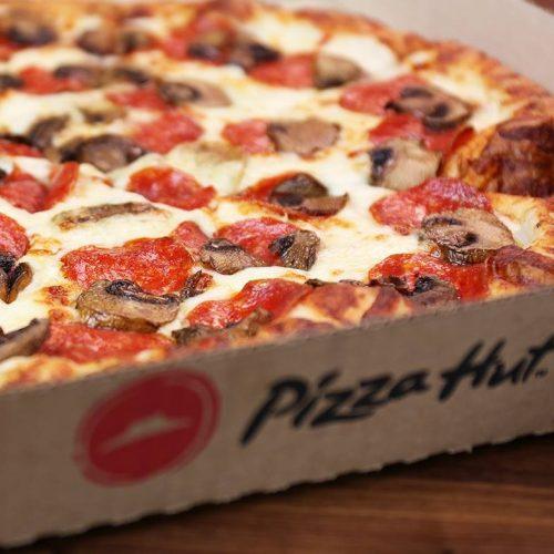 pizza hut capa